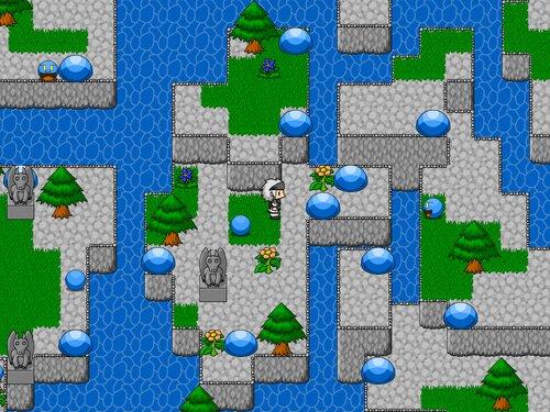 封獄のモノクローム Game Screen Shot4