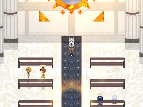 冬呼びの旅路 Game Screen Shot4
