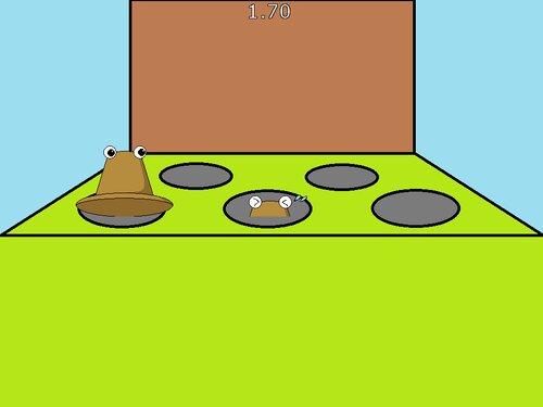 けろちゃんたたき Game Screen Shot3