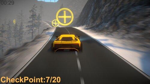 CarGame Game Screen Shot1