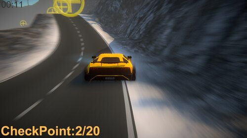 CarGame Game Screen Shot3