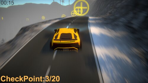 CarGame Game Screen Shots