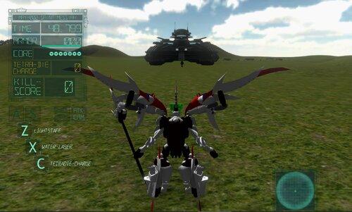 ARMHEAD セイントメシア無双 Game Screen Shot4