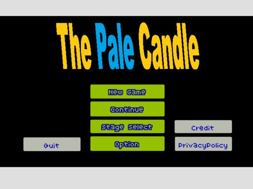 The Pale Candle Game Screen Shot2