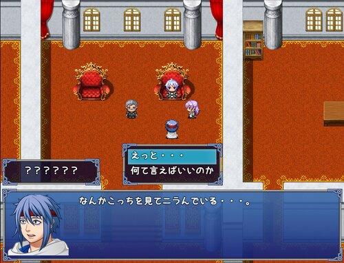 Rainbow tear's外伝 伝説の剣と偽りの記憶 Game Screen Shot3