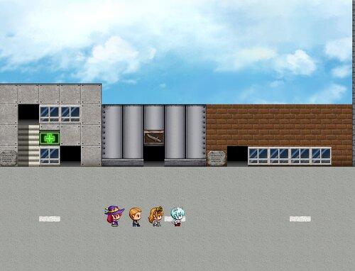 三神獣と4カップルズ Game Screen Shot1