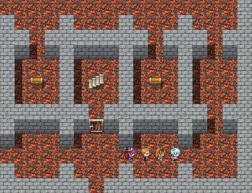 三神獣と4カップルズ Game Screen Shot3