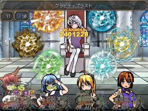 バフっとファンタジー Game Screen Shot5