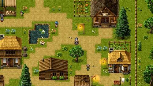 ガーディアン使いの兵士 Game Screen Shot1