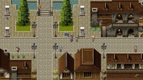 ガーディアン使いの兵士 Game Screen Shot3