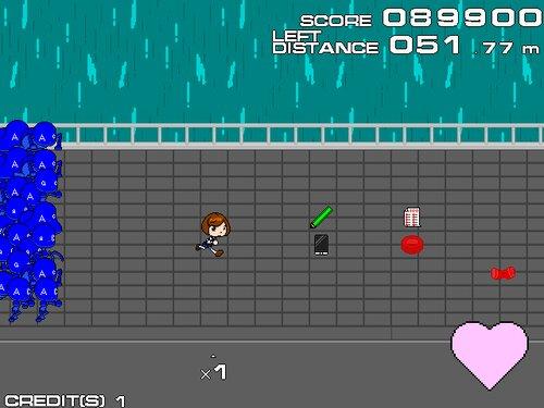 GAMELAB. ARCADE Vol.1 逃げろ!謎のAC軍団 Game Screen Shot3