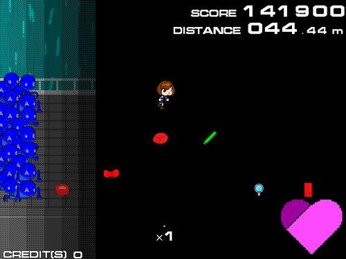 GAMELAB. ARCADE Vol.1 逃げろ!謎のAC軍団 Game Screen Shot4