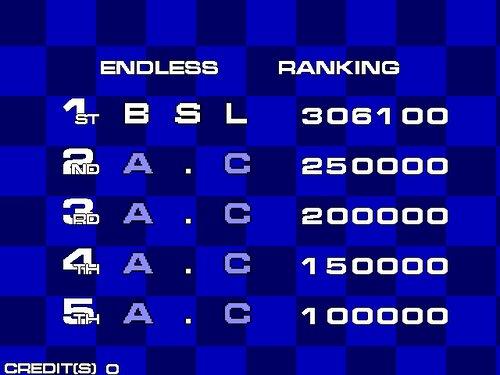 GAMELAB. ARCADE Vol.1 逃げろ!謎のAC軍団 Game Screen Shot5
