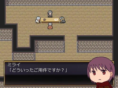 サモンロスト ~宵闇のドリームワールド 外伝~ Game Screen Shot1