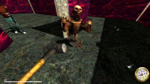 エスケープ・デッド・メイズ EDM Game Screen Shot3