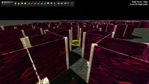エスケープ・デッド・メイズ EDM Game Screen Shot4