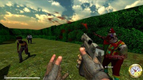エスケープ・デッド・メイズ EDM Game Screen Shots