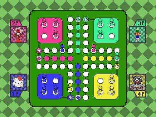 バスカン式ルドー(仮) Game Screen Shot