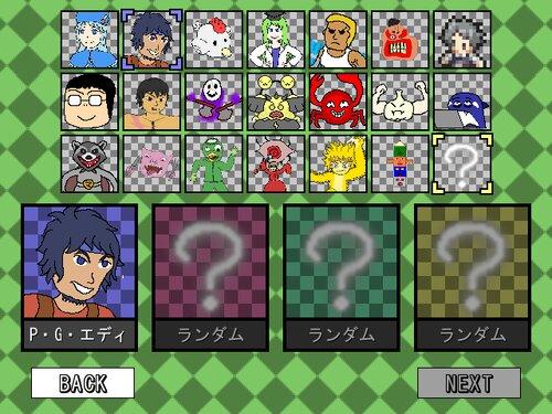 バスカン式ルドー(仮) Game Screen Shot4