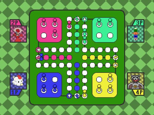 バスカン式ルドー(仮) Game Screen Shot5