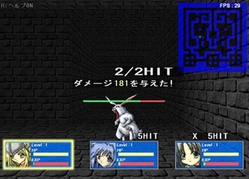 Sword Finger V2 Game Screen Shot5