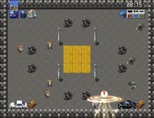 シャーマン☆メイド Game Screen Shot4