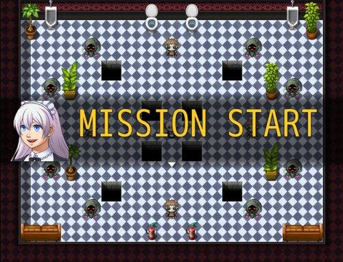 シャーマン☆メイド Game Screen Shot5