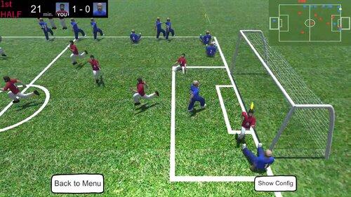 oneteam soccer Game Screen Shot5