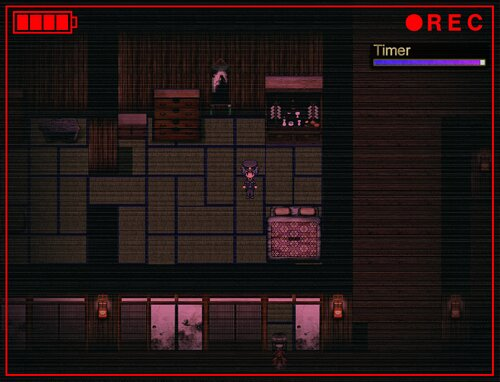 沈黙の夢幻 Game Screen Shot2