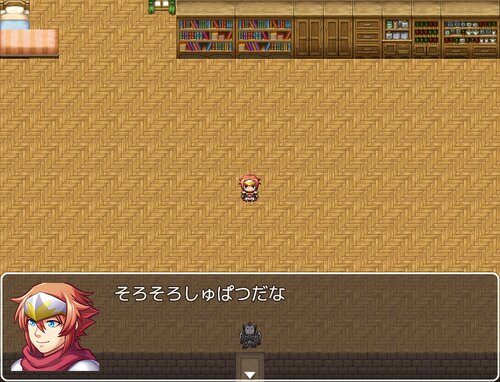 普通ポイのRPG Game Screen Shot2