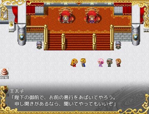 悪役令嬢はワンマップで婚約破棄を回避したい Game Screen Shot2