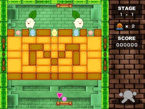 メテオのブロックボール Game Screen Shot2