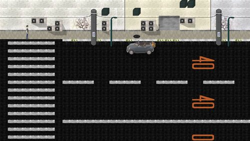 浪人穢土百物語 第一話 Game Screen Shot3
