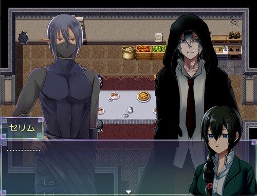 【恋愛RPG】瑠璃色ヒルズ ver1.08 Game Screen Shot