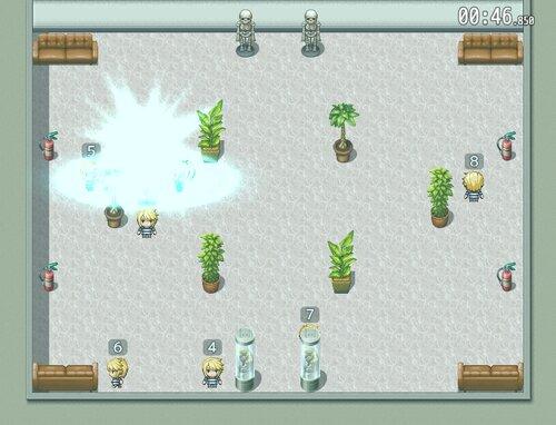 ナンバー☆チェイス Game Screen Shot3