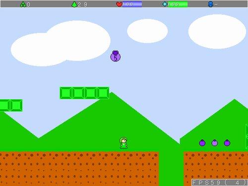グリーンクの冒険2 Game Screen Shot5