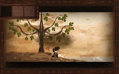 棺 -生命のない歌- Game Screen Shot