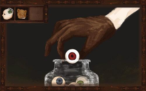 棺 -生命のない歌- Game Screen Shot2