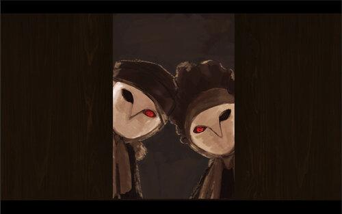 棺 -生命のない歌- Game Screen Shots