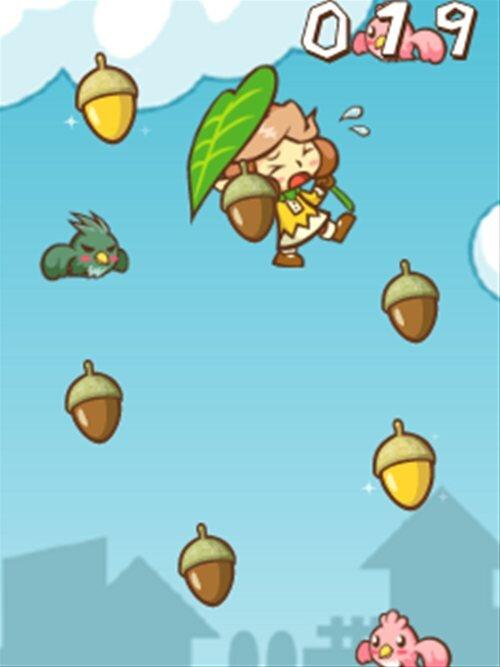 ふわふわコロン Game Screen Shot