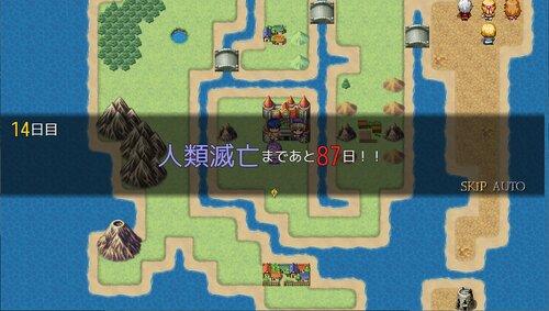 100日魔導師 Game Screen Shots