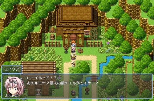ルミナス物語 Game Screen Shot3