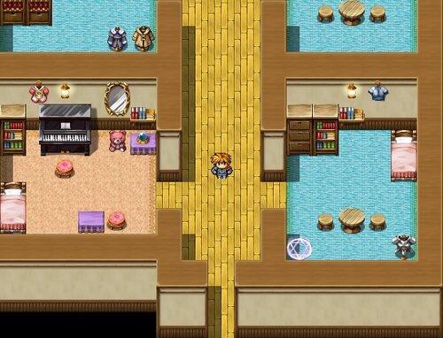 おねがい☆ロールプレイング! Game Screen Shot