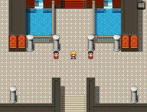 永遠の杯 トライアル版 Game Screen Shot