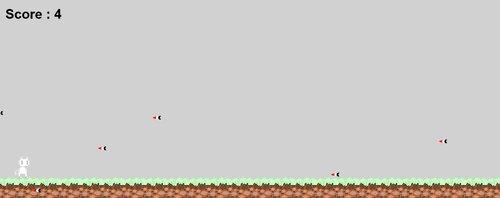 End less jump Game Screen Shot