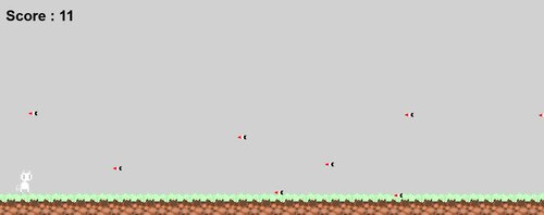 End less jump Game Screen Shot2