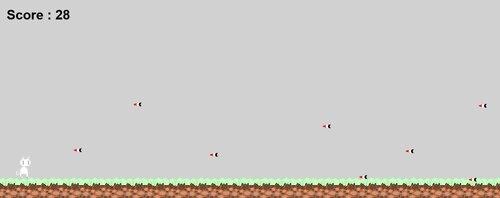 End less jump Game Screen Shot3