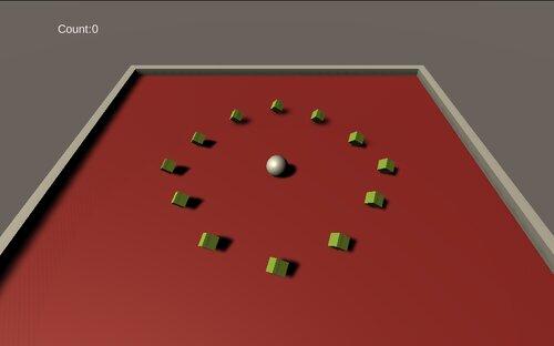 3Dボール Game Screen Shot2