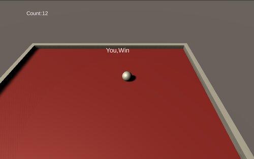 3Dボール Game Screen Shot3