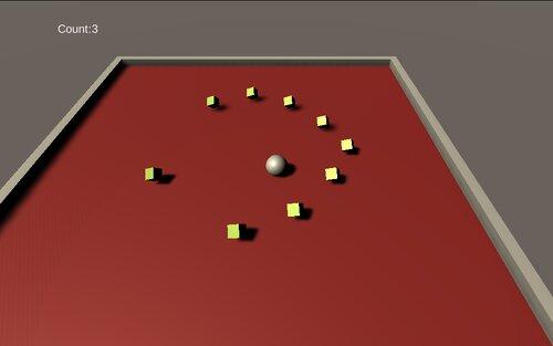 3Dボール Game Screen Shots